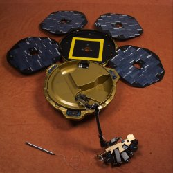 La derni�re version de Beagle 2