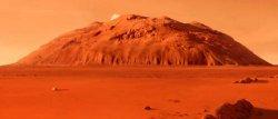 """Le visage de Mars dans """"Mission to Mars"""""""